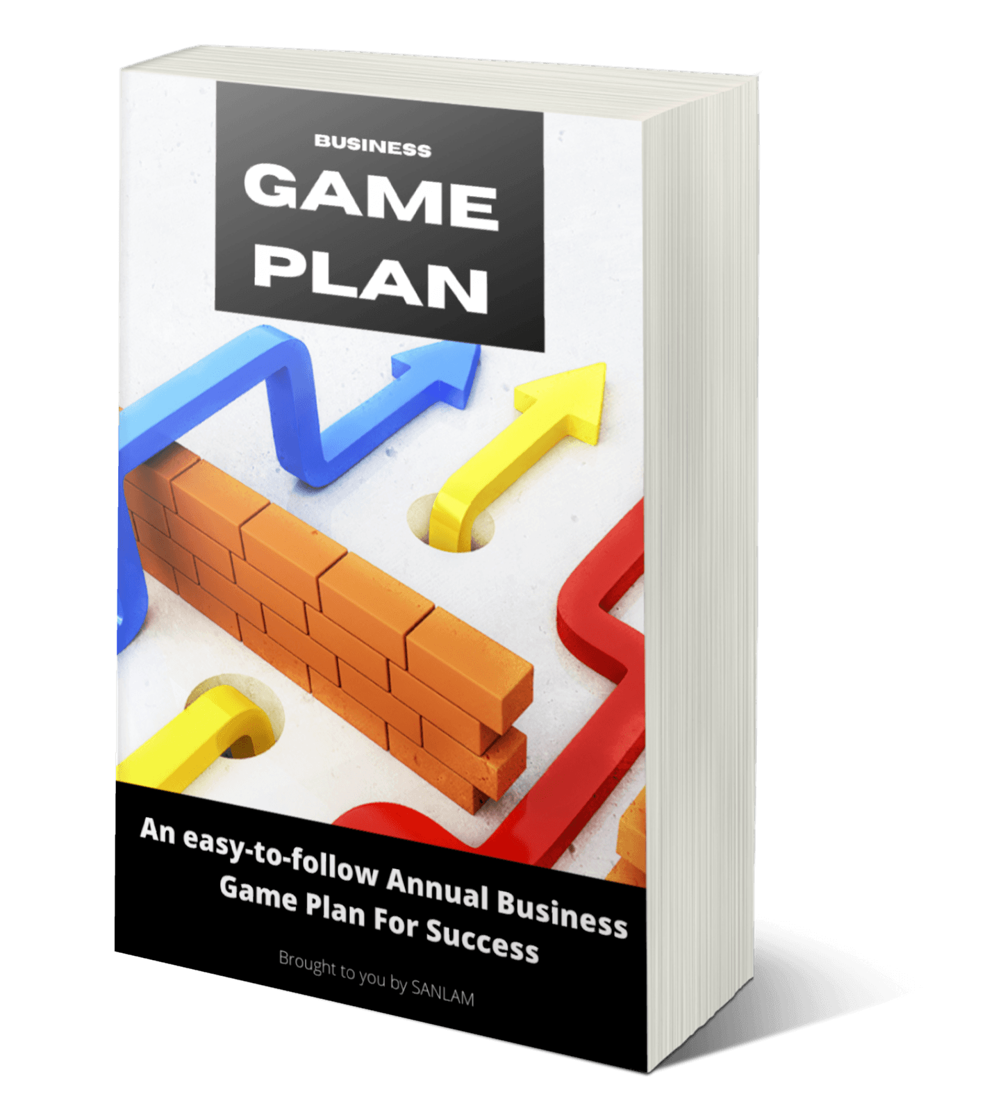 Business Annual Game Plan For Success