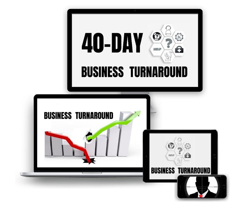 Business Turnaround analysis service